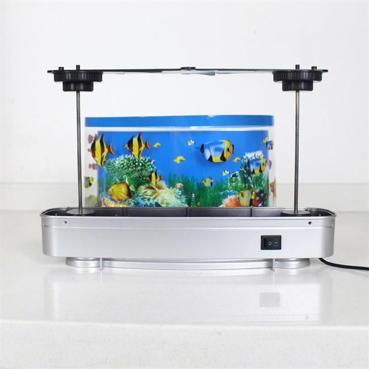 Lifelike Fish Tank LED Aquarium Lights ABS 12V Dynamic Fake Fish Aquarium LED Lights Nice Decorative LED Lights for Children