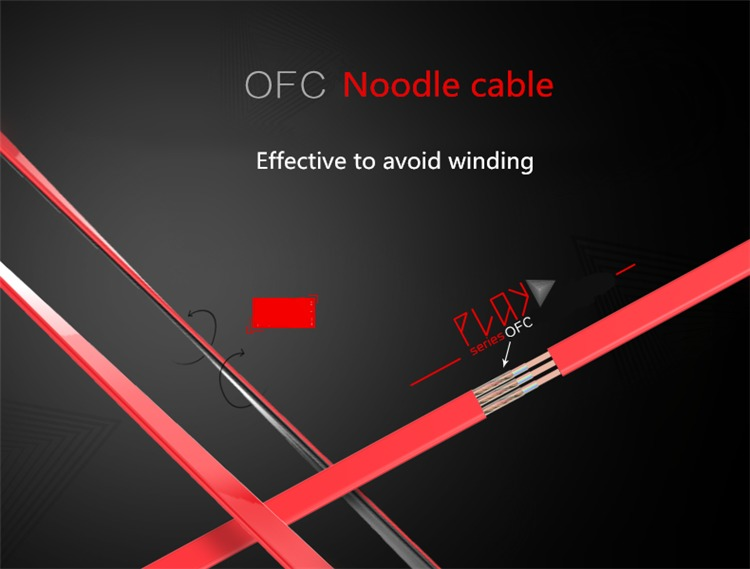Anti-winding Cable