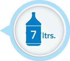 UV Water Purifier with Storage Tank