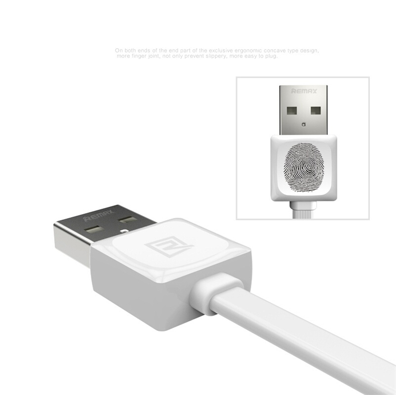 Remax Brand Flat Wire Fast Data Sync Charing Cable 1M Micro USB Cable for Samsung HTC Sony LG Xiaomi Huawei Lenovo Alcatel