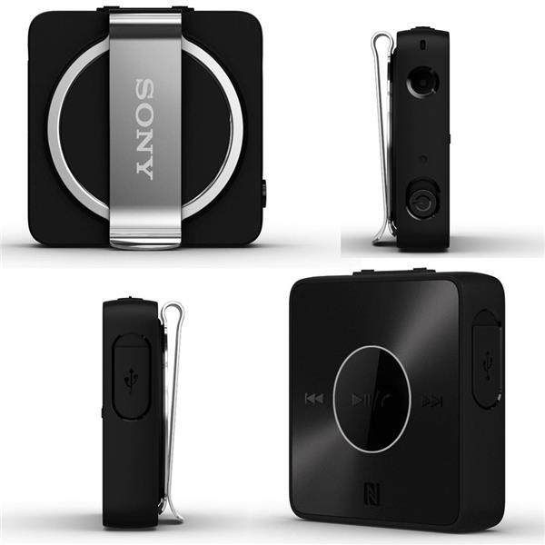 Uni One - Sony Stereo Bluetooth SBH20 Black (Original)