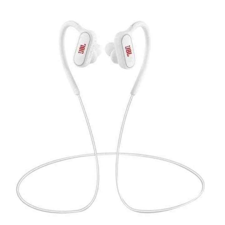Harman Sports Bluetooth Headset - White