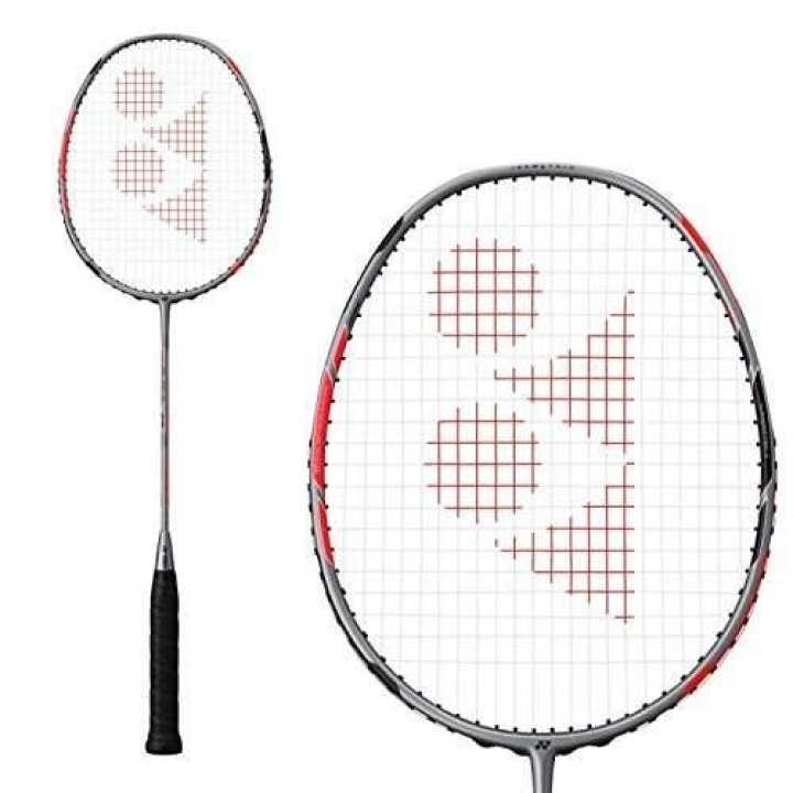 Yonex Duora-77 Badminton Racket - Grey