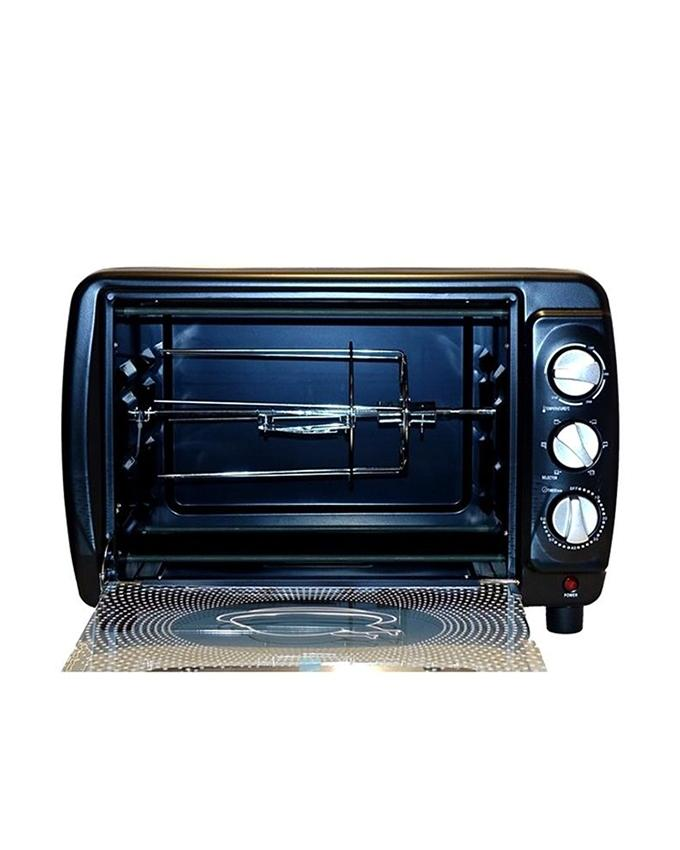 Electric Grill Oven - 25L  - Black