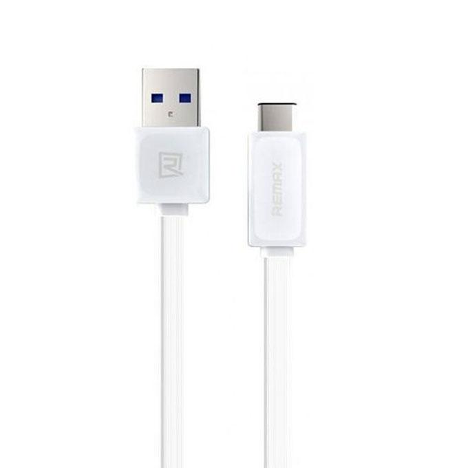 RC-030i Lightning Data Cable for iPhone - White