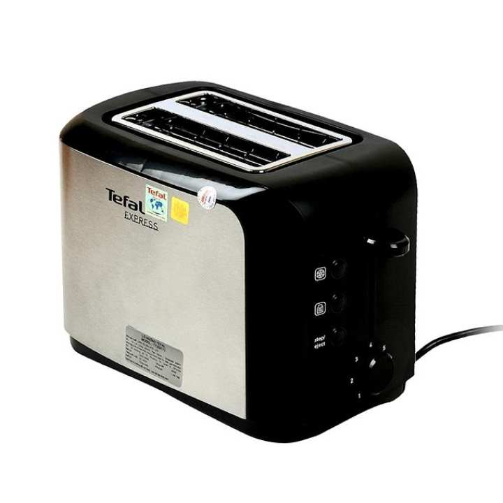 Tefal TT356171 - Toaster - 2 Slice - Silver and Black