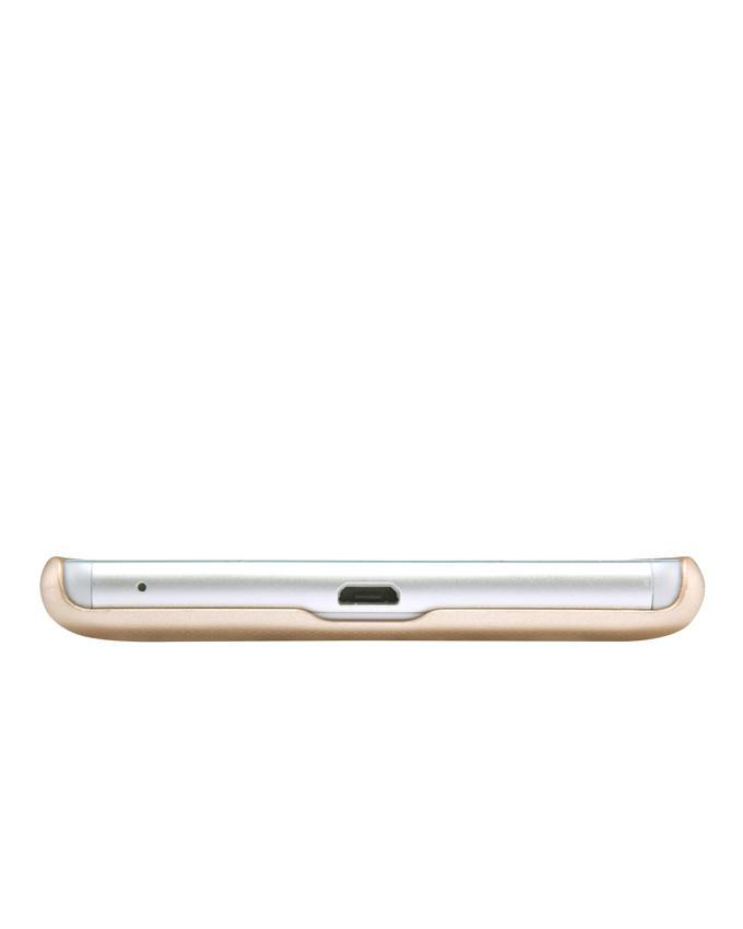 Sony Xperia C5 Ultra Super Frosted Shield Back Case - Golden