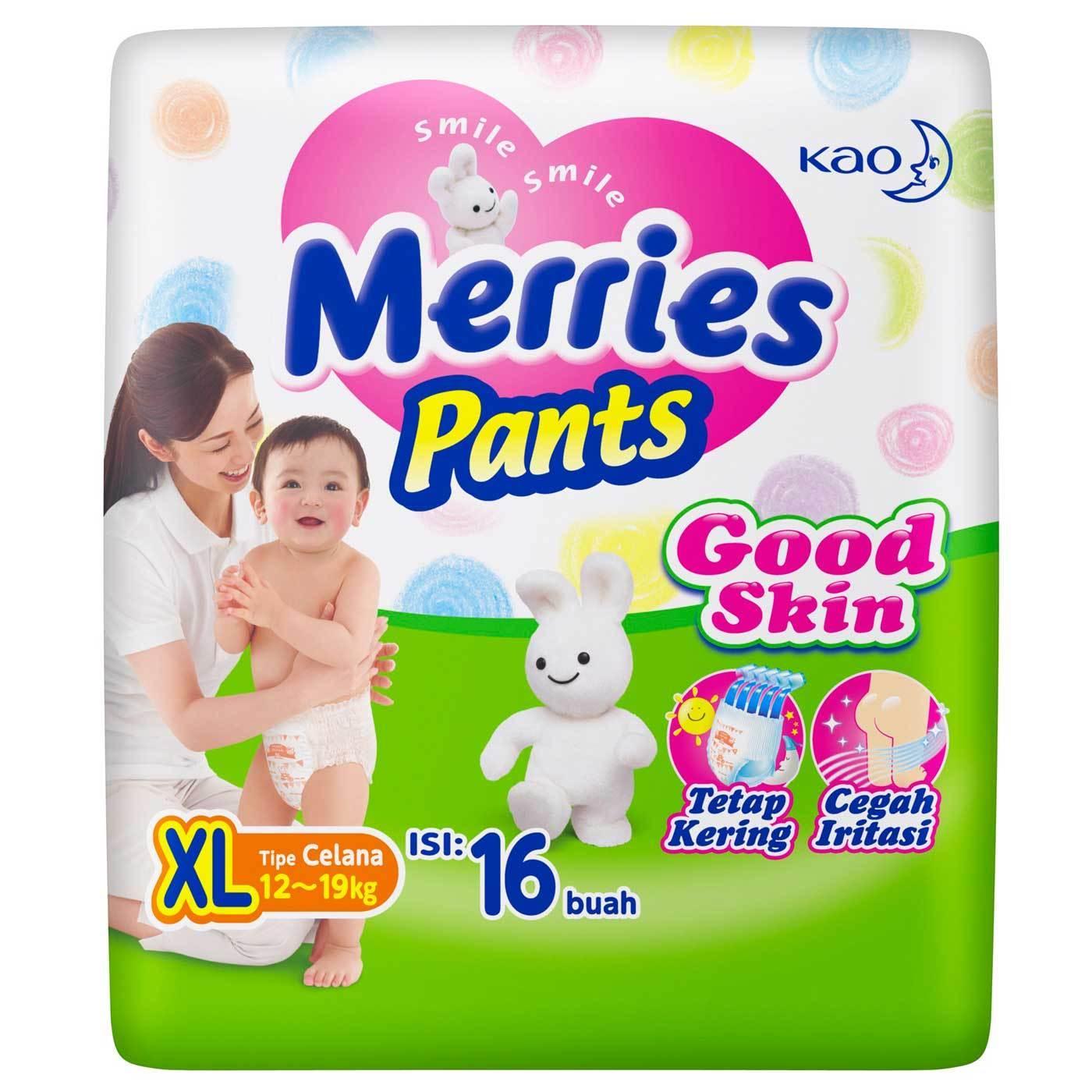 Merries Pants- L-44