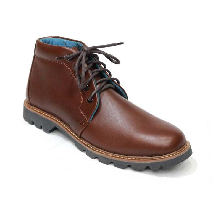 Full Leather Boot for Men