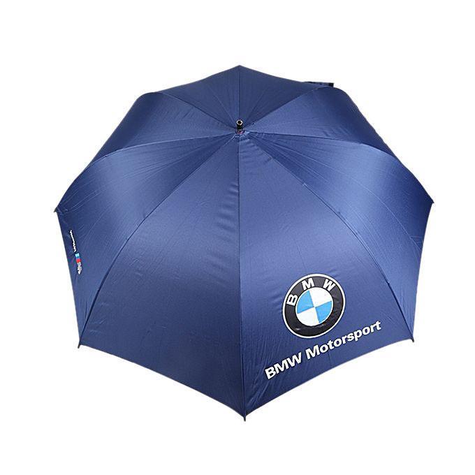 Navy BMW Motorsport Umbrella for Women - 42 Inch