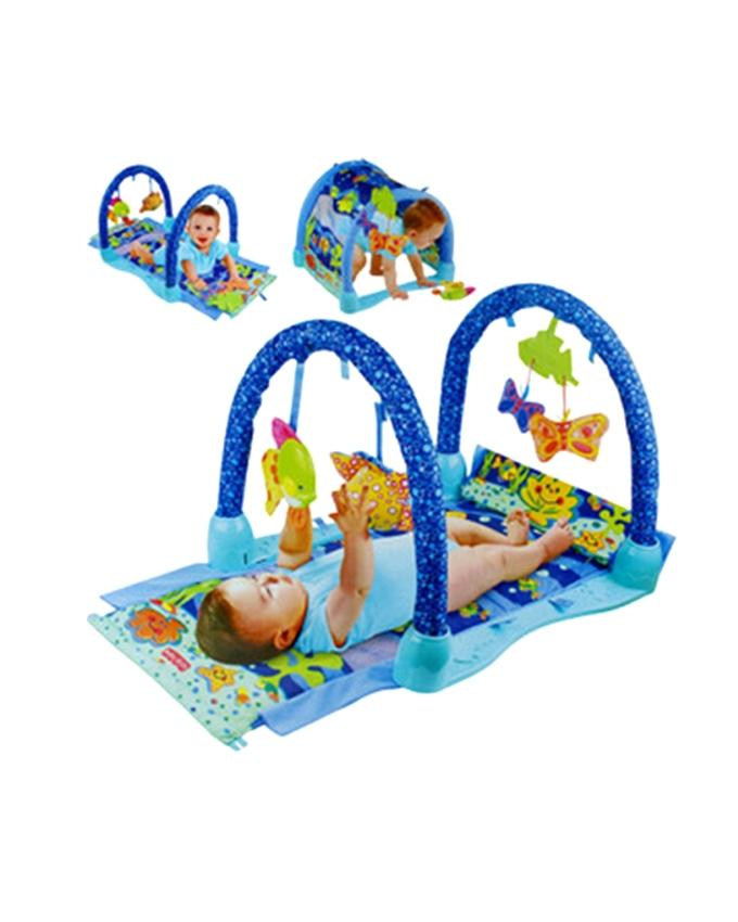 Baby Activity Play Mat - Blue