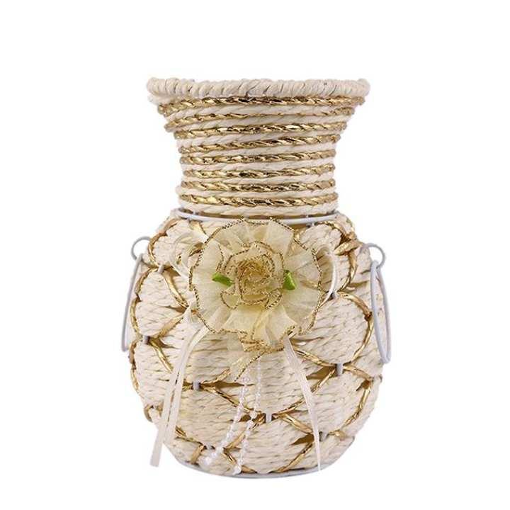 Pipe Piaj Vase - Off White
