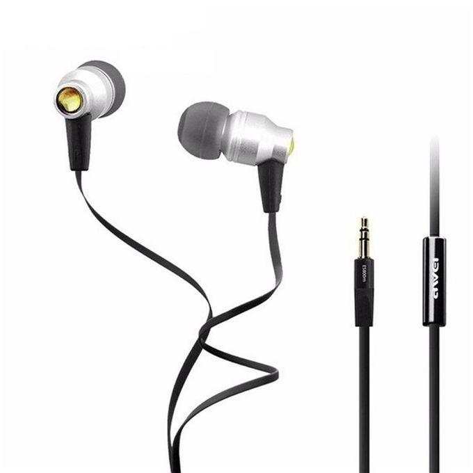 Noise Isolating In-ear Headphone - ES800M - Silver