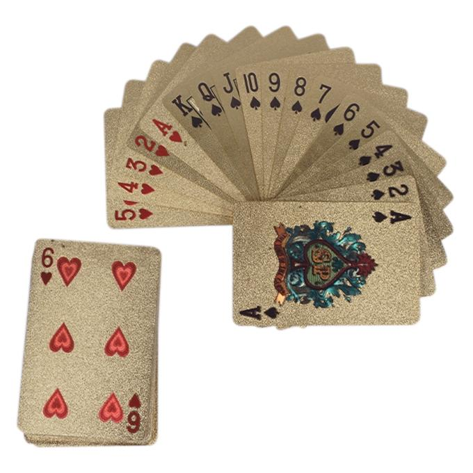 Playing Card - Golden