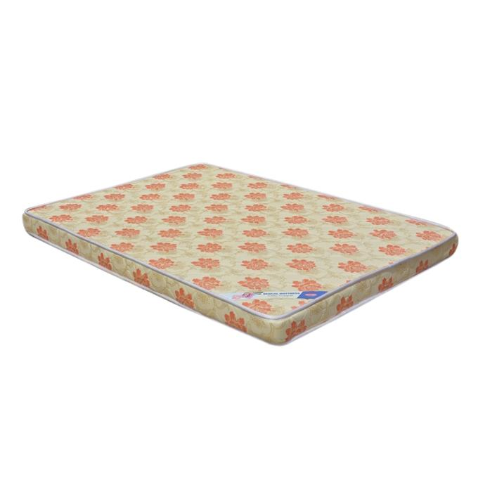 "Bengal Spring Mattress (78""x60""x8"") - Multicolor"