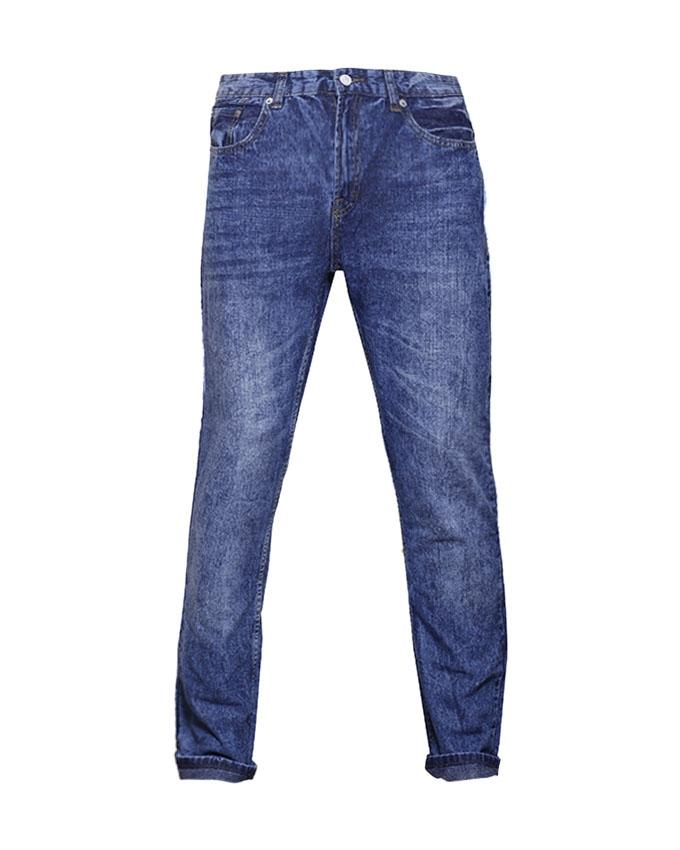 Blue Denim Jeans For Men