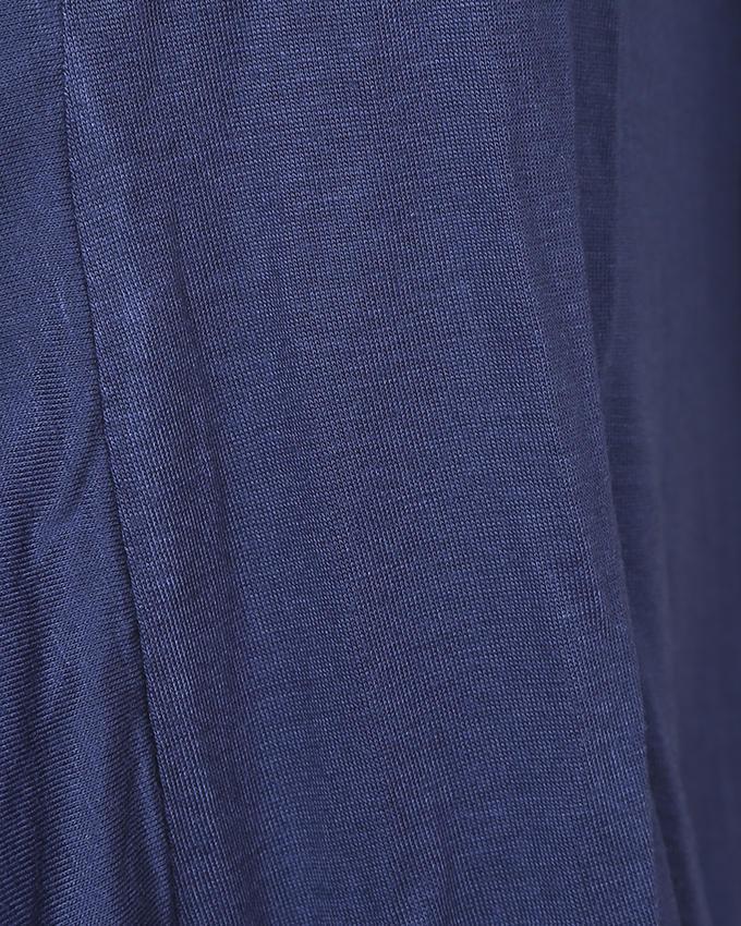 Knit Ladies Koti - Navy