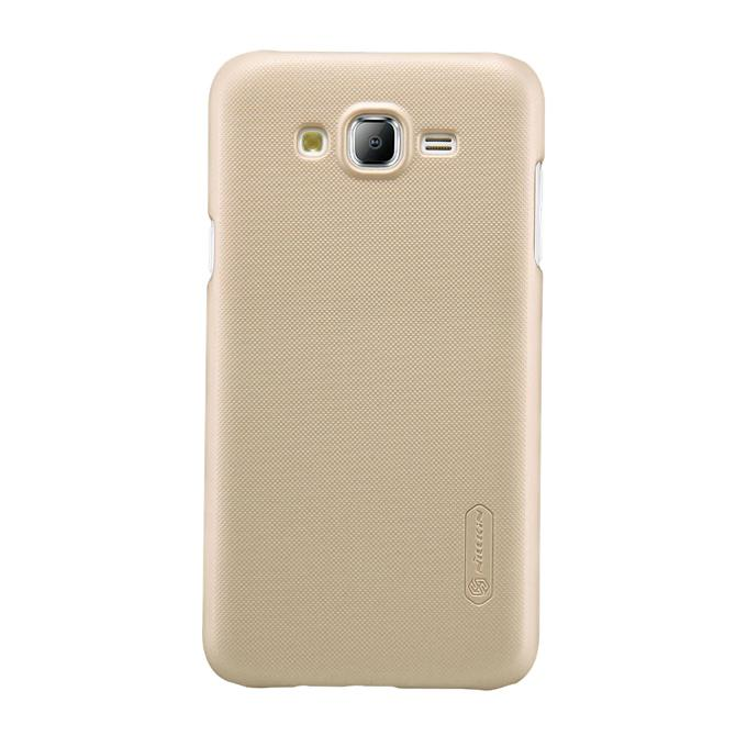 Gold Super Frosted Shield Back Cover for Samsung Galaxy C5(C5000)