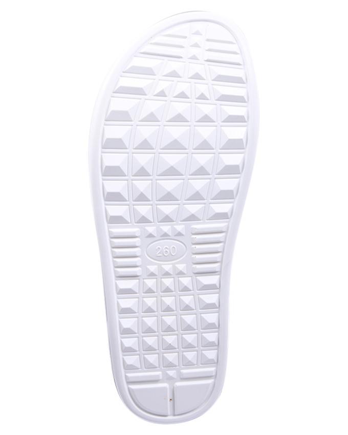 Leather Sandal For Men - Navy Blue