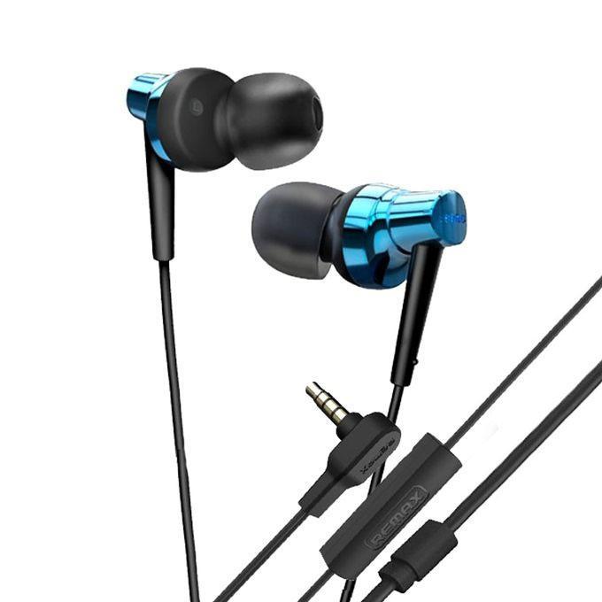 RM-575 Earphone - Black And Blue