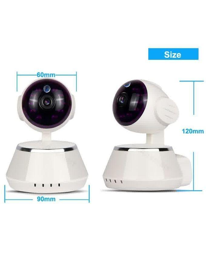 V380 Wifi IP CCTV Camera 3MP - White