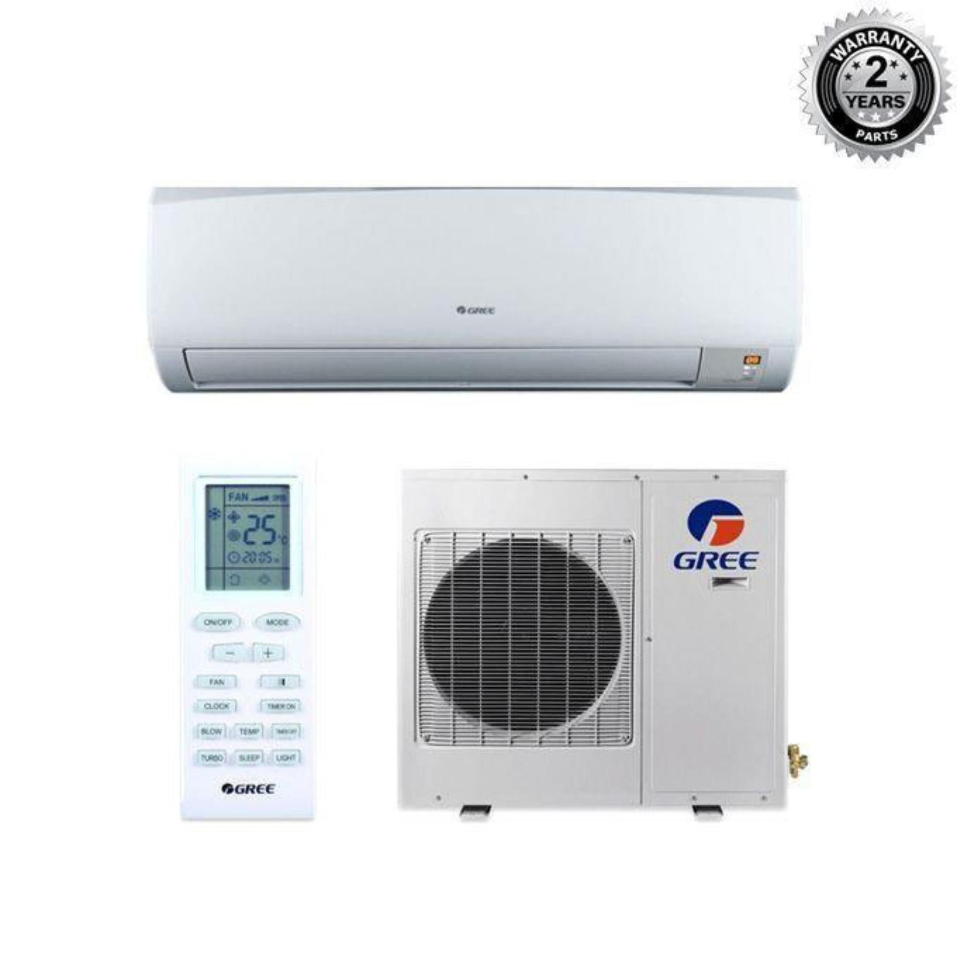 GS18CT - Split Ac - 1.5 Ton - White