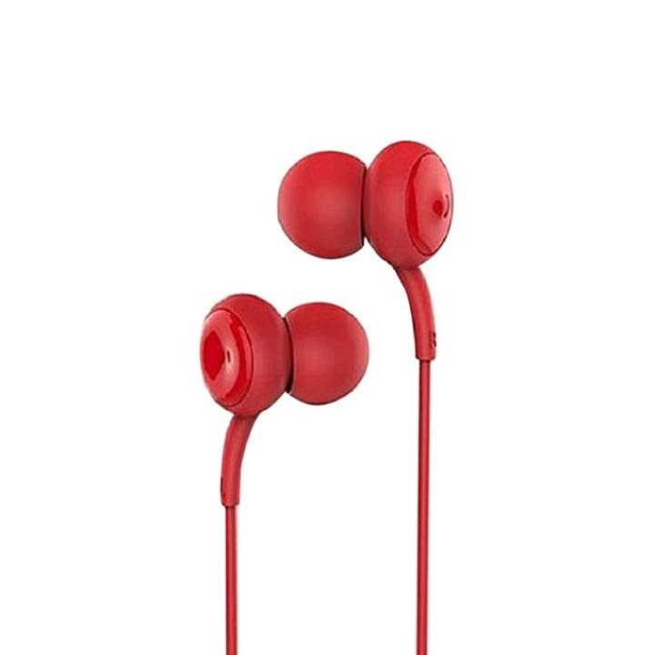 RM 510  High Performance Earphones - Red
