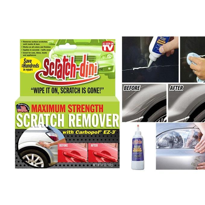 Scratch-dini Car Scratch Remover SDR00108 - Multicolor