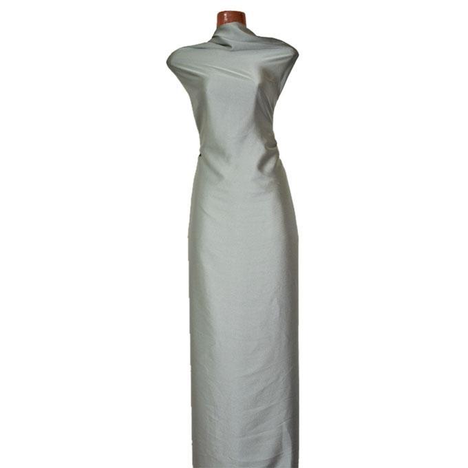 Ash Chinese Shamu Silk Unstitched Fabric