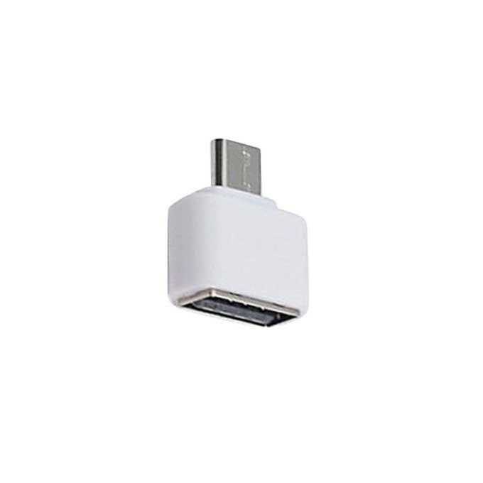 Smart OTG Plug for android - White