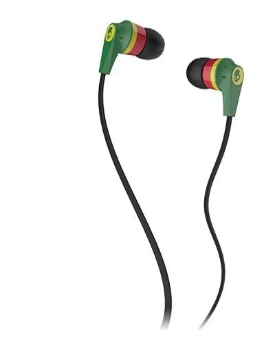 Ink'd 2 Earbud - Green