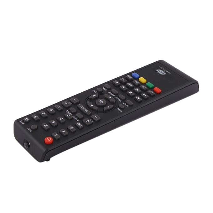 Universal LED/LCD TV Remote - Black
