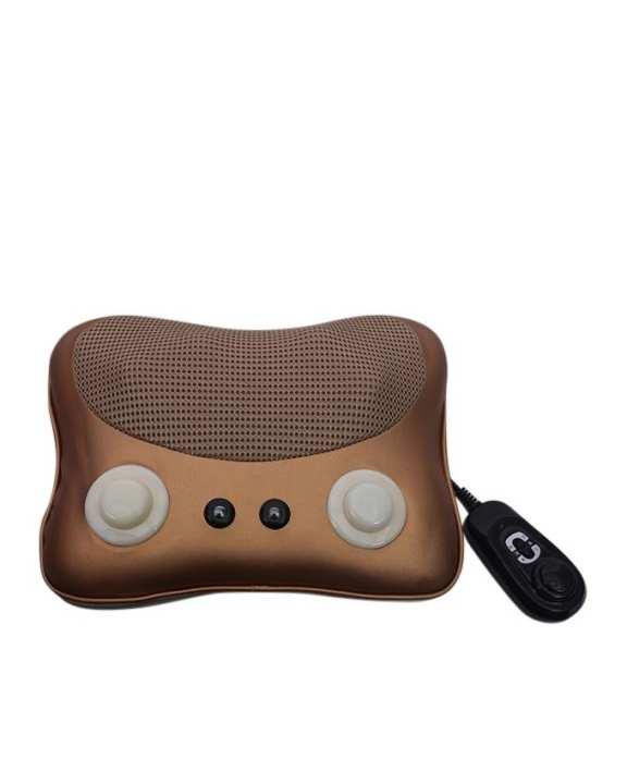 501-1 Back Shoulder Massage Cushion - Golden