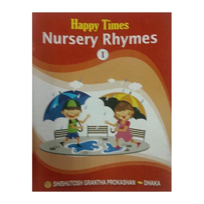 Happy Times Nursery Rhymes- 1