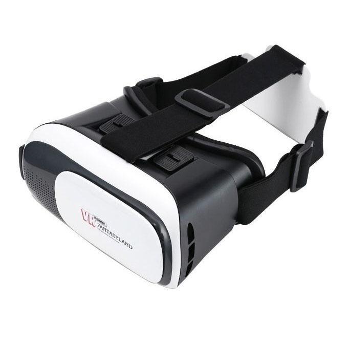 3D Glasses VR BOX 2.0   White