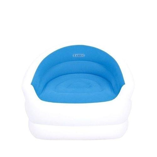Inflatable Single Sofa - Blue