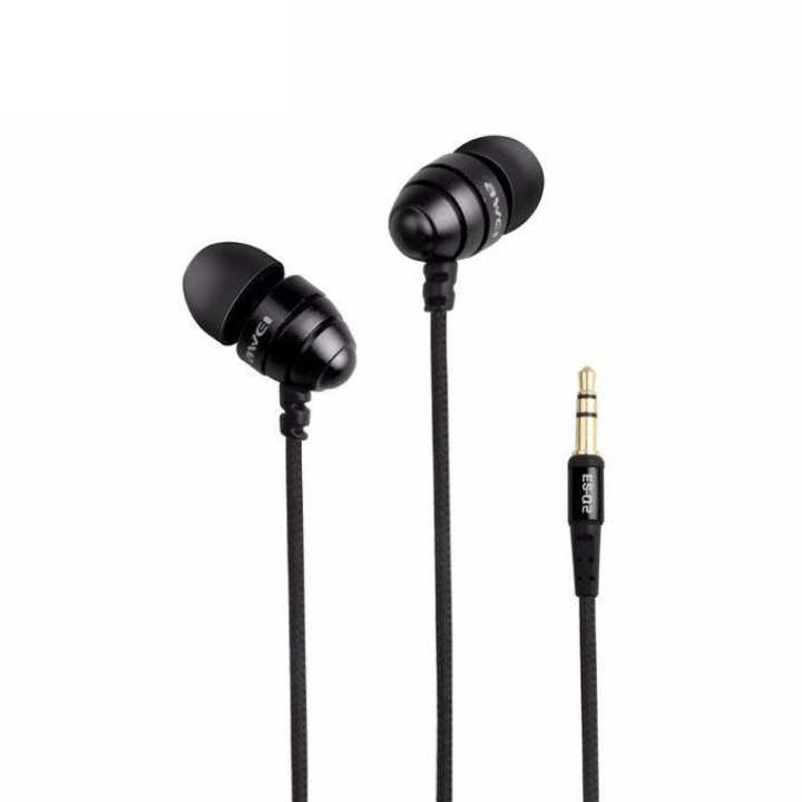 ES-Q2 In-Ear Earphone - Black