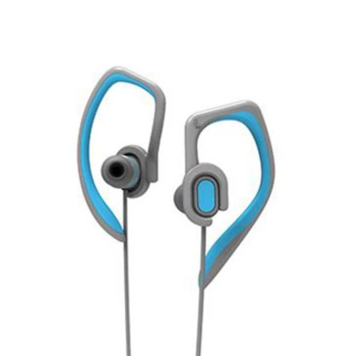 Y7 Stereo Earphone - Gary and Blue