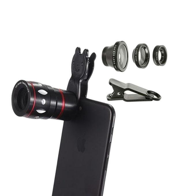 Optical Camera Telescope Lens