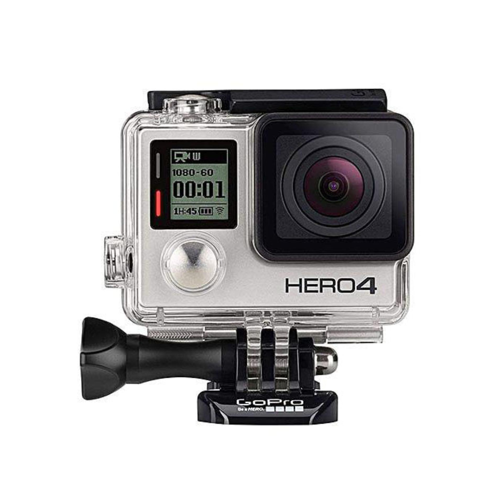 Sports Action Camera Buy At Best Price In X Pro 6s 4k 12 Mp Hero4 Silver