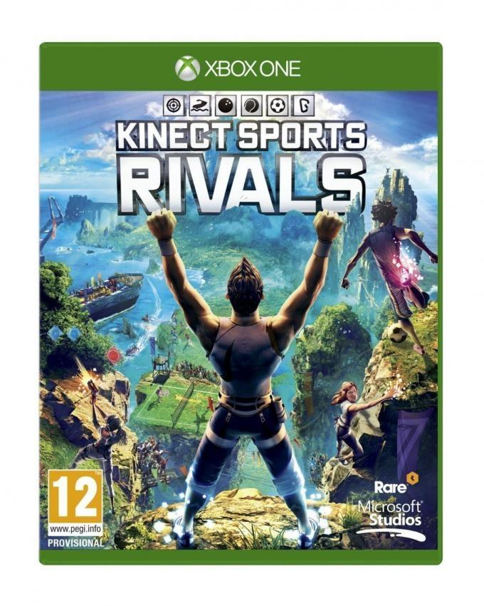 Kinect Sports Rivals - Gaming CD For Xbox One