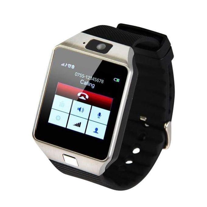 G6+ Single SIM Smartwatch - Black
