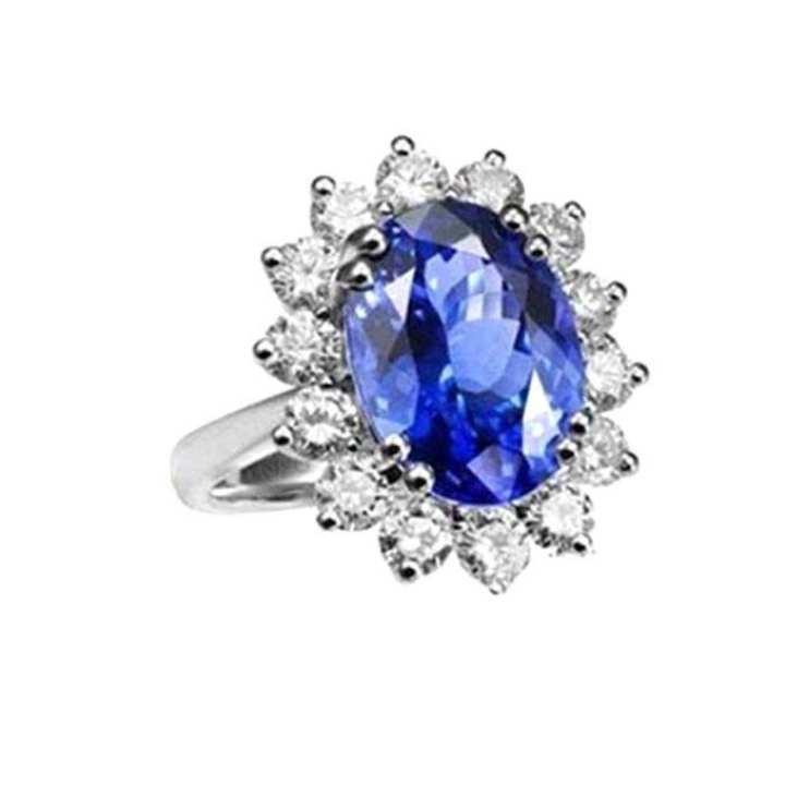 Princess Diana Adjustable Finger Ring
