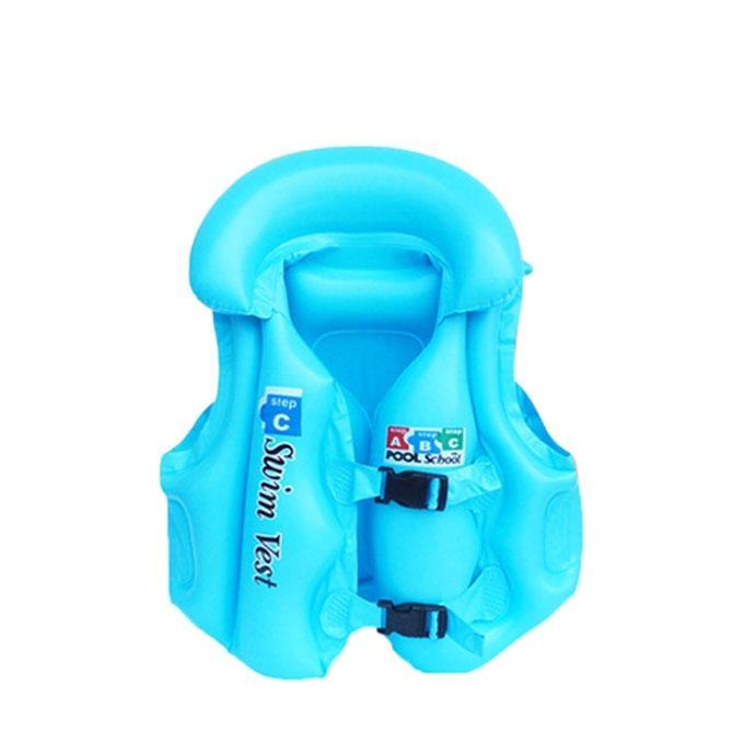 Swim Vest For Kids - Sky Blue