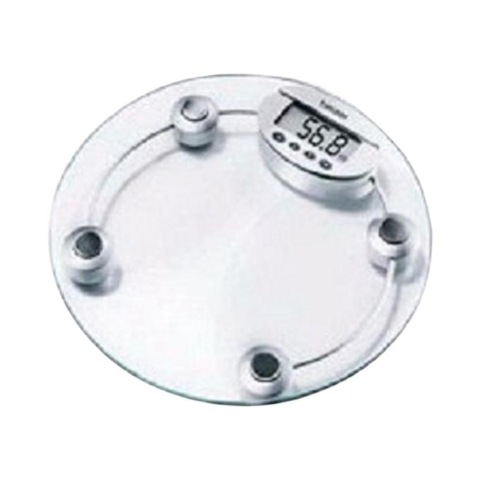 Body Weight Scale - Transparent