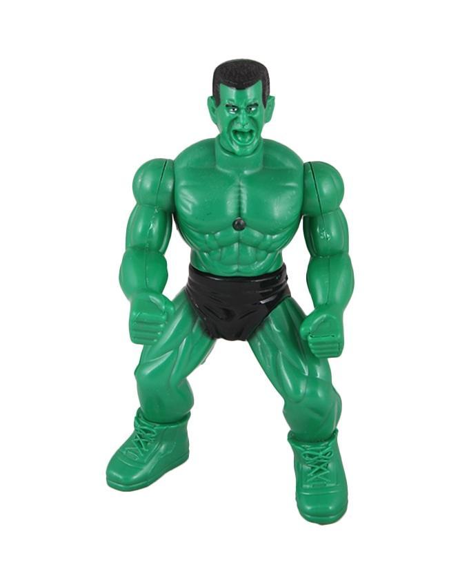 Plastic Hulk - Green