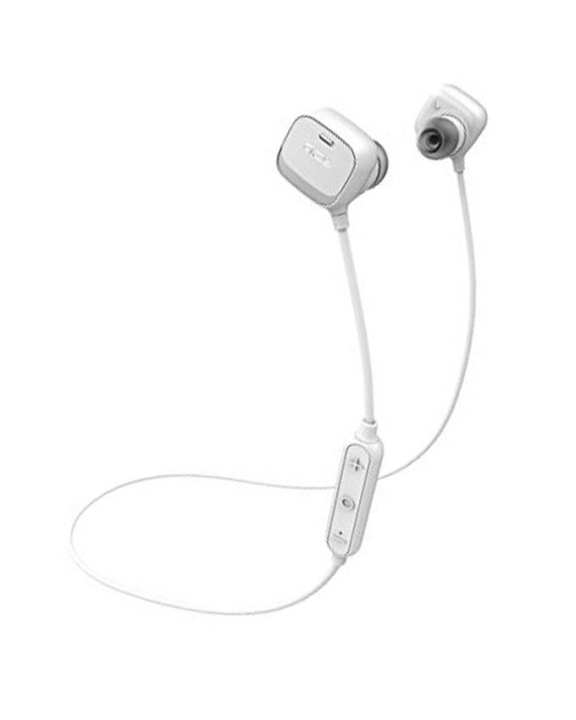 QY12PRO Bluetooth In-Ear Stereo Wireless Earphones - White
