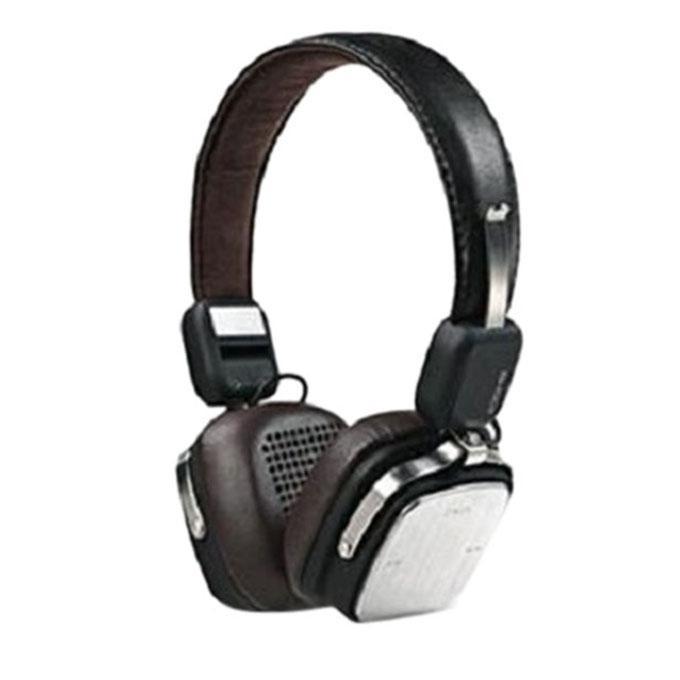 RB-200HB Stereo Wireless Bluetooth Headphone – Black