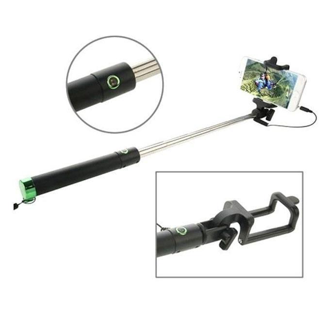 Combo of 3D Glasses VR BOX, Selfie Stick and LED Flash Light