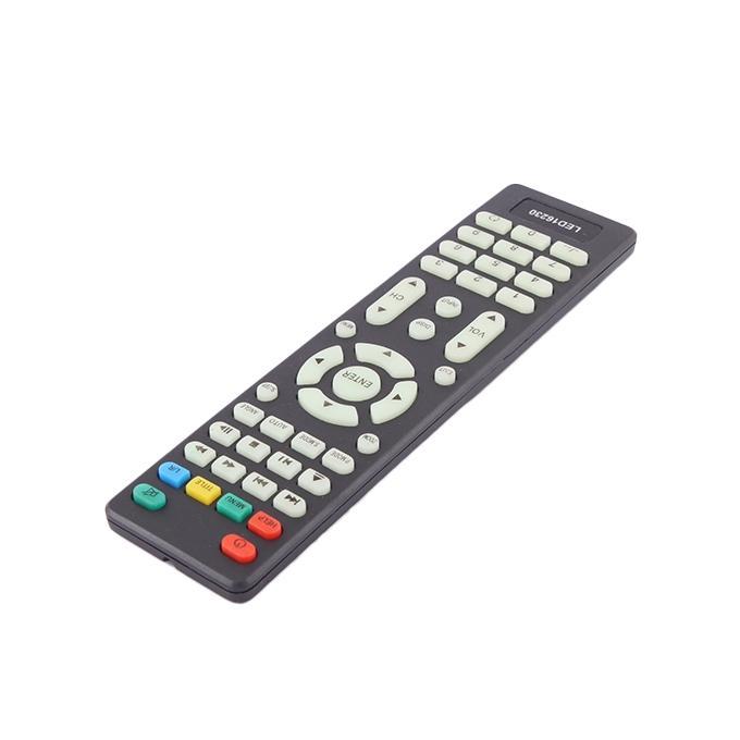 LCD/LED TV Remote - Black